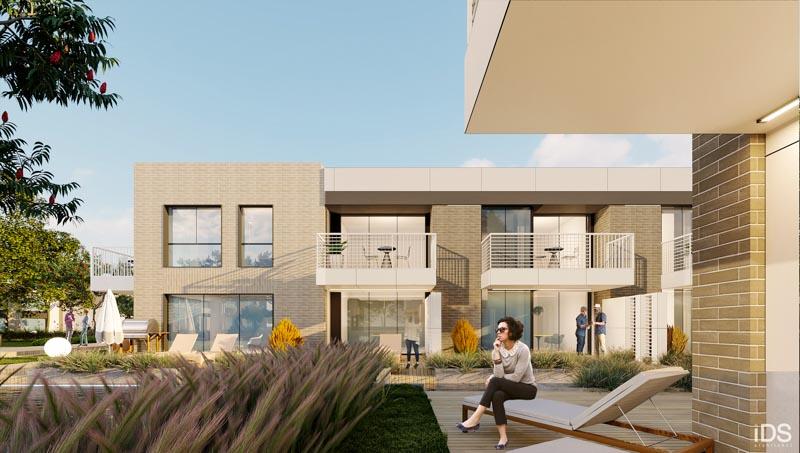 Apartamenty inwestycyjne nad morzem - Gorzelanny